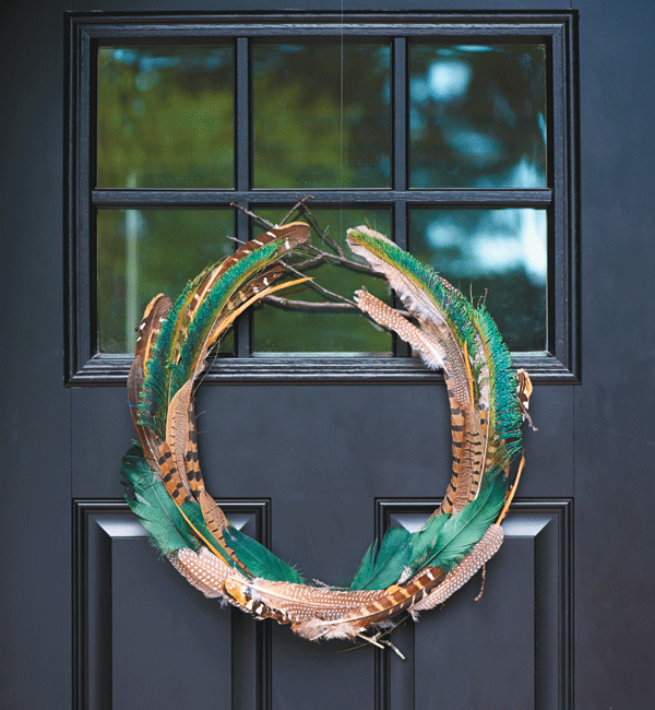 feather-wreath