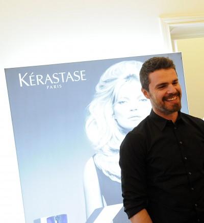 O Σταμάτης Καραΐσκος, «Κ Ambassador» για την Kérastase στην Ελλάδα