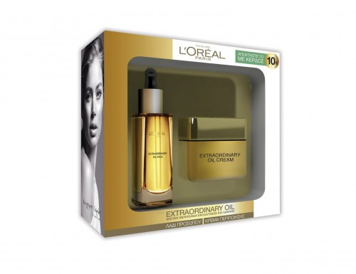 LOREAL_GIFTPACK_EXTRAORDINARY OIL