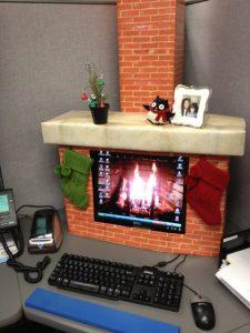 computer-fireplace
