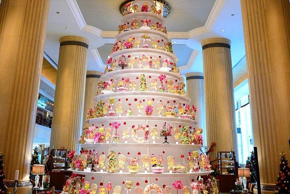Singapore Candy Christmas