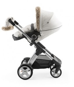 Crusi stroller WK Pearl White product