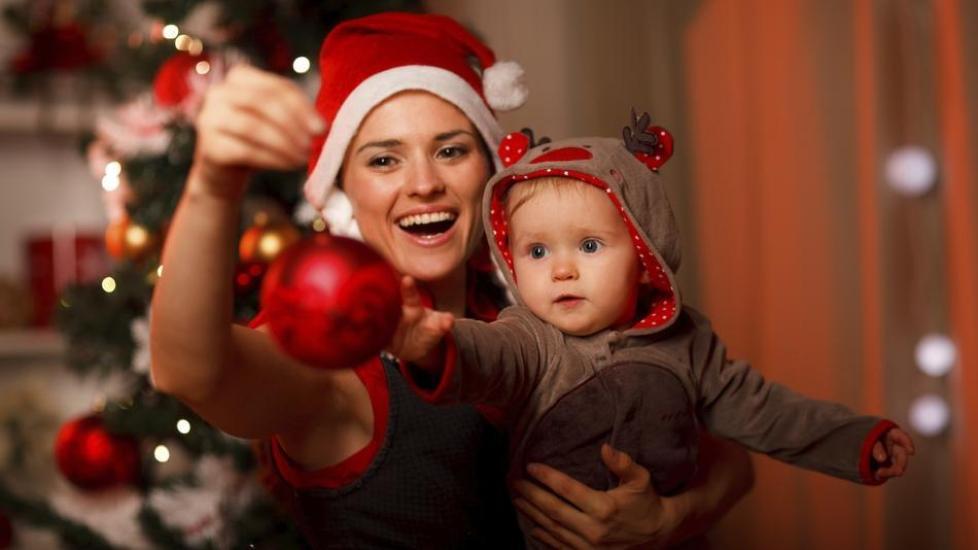 tips μαμάδες Χριστούγεννα
