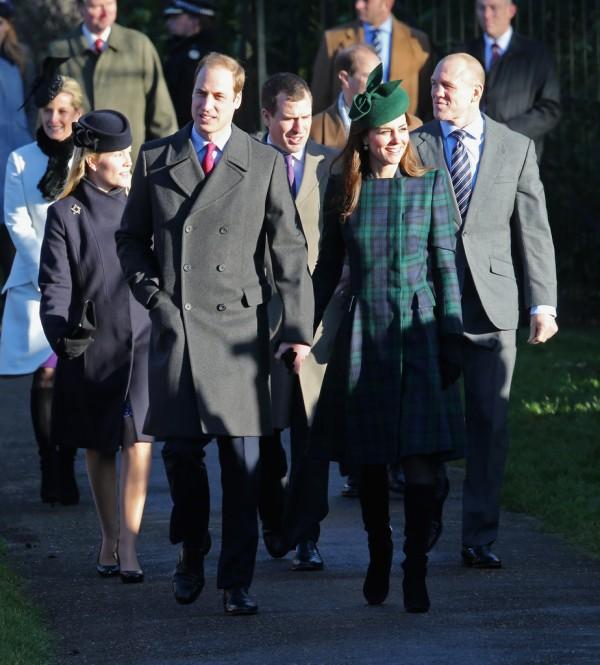 Χριστούγεννα βασιλικής οικογένειας