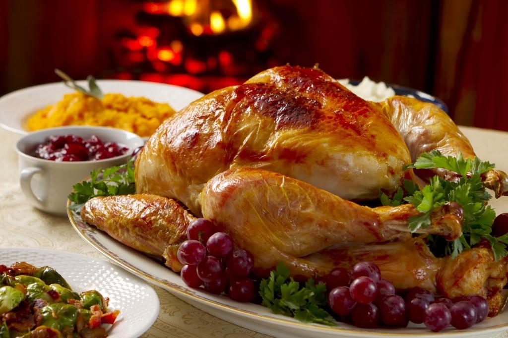 υγιεινό εορταστικό τραπέζι
