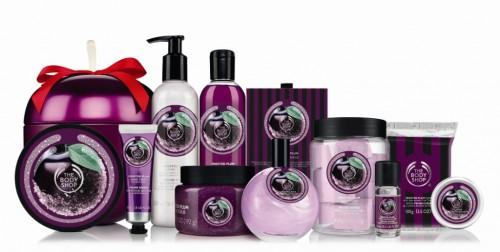διαγωνισμός The Body Shop