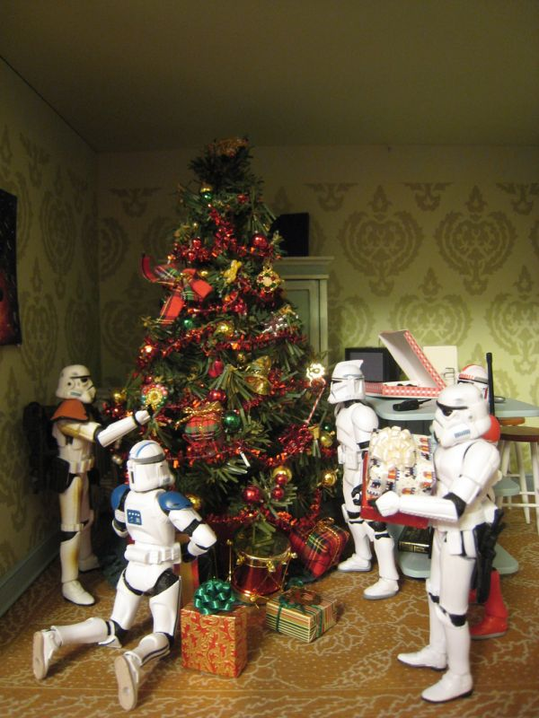 Star Wars Christmas Trees (3)