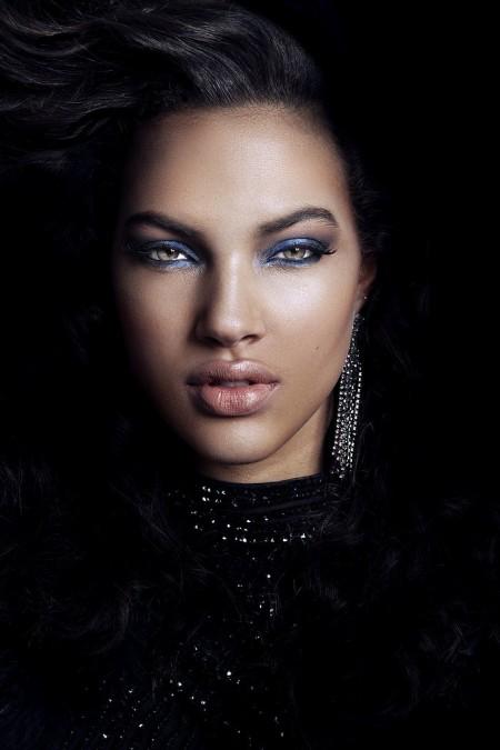 La Roche Posay makeup look