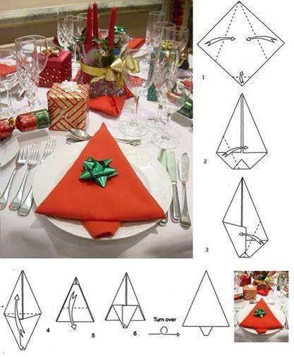 napkin folding (2)