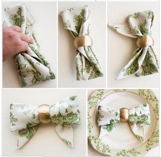 napkin folding (3)