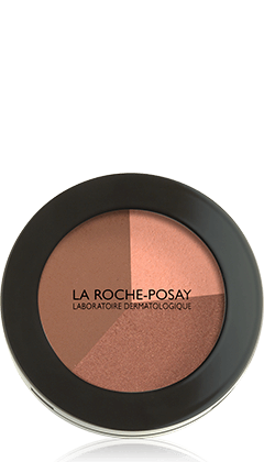 La Roche Posay makeup look