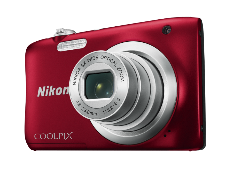 nikon-coolpix-a100-red