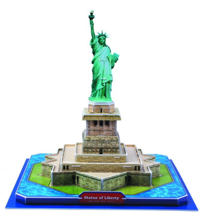 puzzle-3d-cubin-fun-statue-of-liberty-new-york